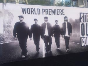 imageStraight Outta Compton Movie Premiere