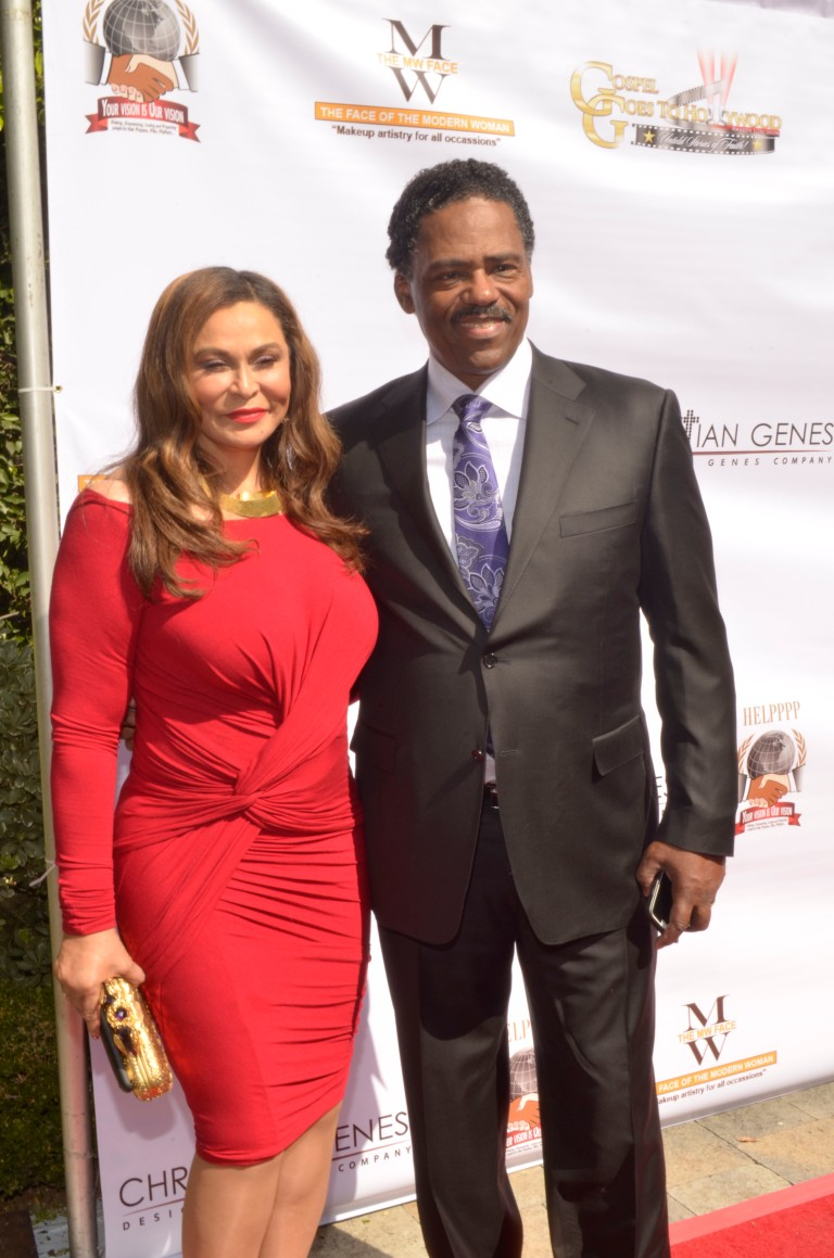 Richard Lawson and Tina Lawson